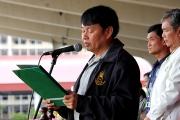 """พิธีเปิด-ปิดการแข่งขันกีฬา-กรีฑา """"ประถมลุ่มน้ำมูลเกมส์ 2560"""" ครั้งที่ 3 ณ มหาวิทยาลัยราชภัฏบุรีรัมย์"""