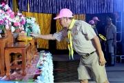 ค่ายชุมนุมลูกเสือเฉลิมพระเกียรติในหลวงครองราชย์ 70 ปี สดุดี 84 พรรษามหาราชินี